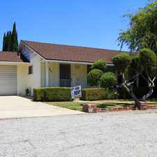 Rental info for 7040 North Lotus Avenue in the Pasadena area