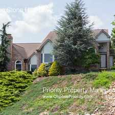 Rental info for 2335 Blue Stone Hills Drive