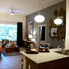 Rental info for Collier St in the Zilker area