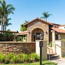 Rental info for La Vista Apartments of Santa Maria
