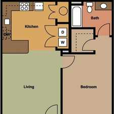 Rental info for 1 bedroom Apartment - Welcome to The Greens of Madison County- a BRAND NEW. $715/mo