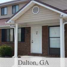Rental info for House for rent in DALTON. Single Car Garage!