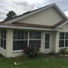 Rental info for Cozy 2 bedroom 2 bath home with enclosed front porch.