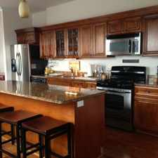 Rental info for 2101 Bolton Street #1 in the Baltimore area