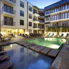 Rental info for Camden Belmont in the Dallas area