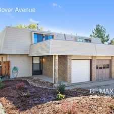 Rental info for 490 S. Dover Avenue