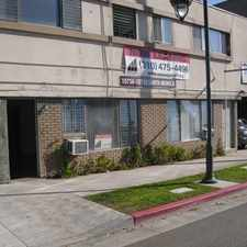 Rental info for 10756 Santa Monica Blvd in the Westwood area