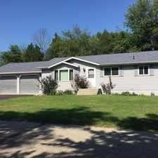 Rental info for House for rent in Lake Geneva. Washer/Dryer Hookups!