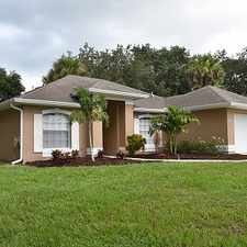 Rental info for Single Family Home Home in Cocoa for For Sale By Owner