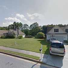 Rental info for Single Family Home Home in Social circle for For Sale By Owner
