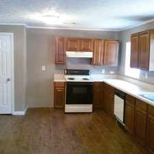 Rental info for 3 bedroom 2 bath recently remodeled home.