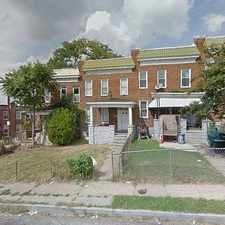Rental info for Single Family Home Home in Baltimore for Rent-To-Own in the Mosher area