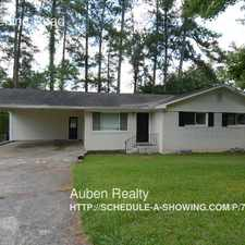Rental info for 3042 Sterling Road