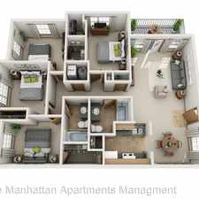 Rental info for Chase Manhattan Apartments