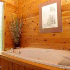 Rental info for Naughty Pines, 2 Bedrooms, 2 Jacuzzis, Hot Tub, Pool Table, Sleeps 6