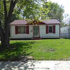 Rental info for 2 bedroom bungalow large fenced in back yard in the 46403 area