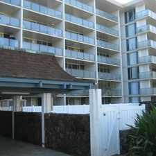 Rental info for Studio by the Beach - Views of Beach, Sounds of Waves @ Hanohano Hale
