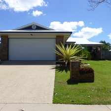 Rental info for GLENELLA GEM AT AN AFFORDABLE PRICE WITH SPACE FOR THE WHOLE FAMILY! in the Mackay area