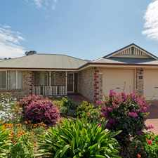 Rental info for Quiet cul-de-sac living at its best!! in the Toowoomba area