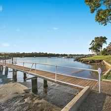 Rental info for Great Value @ $480pw! -- Just Metres to the Waterfront...