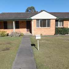 Rental info for Lovely 3 bedroom family home in the Singleton Heights area