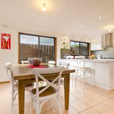 Rental info for Beautifully renovated home UNDER APPLICATION NO FURTHER INSPECTIONS in the Melbourne area