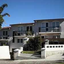 Rental info for Centrally located three bedroom townhouse