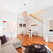 Rental info for Stunning Townhouse In An Exclusive Location in the Centennial Park area