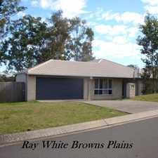 Rental info for Great 4 Bedroom Home Near New in the Brisbane area