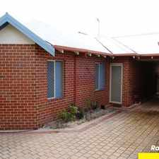 Rental info for UNFURNISHED REAR VILLA
