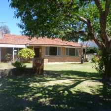 Rental info for NEW TO MARKET!! in the Dianella area