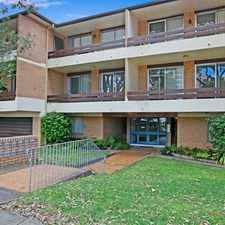 Rental info for Private & Spacious in the Sydney area