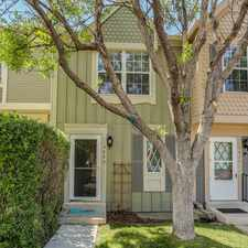 Rental info for Victoria Village Townhouse! (Under Contract)