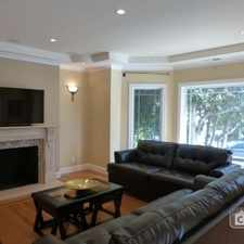 Rental info for Five+ Bedroom In Ingleside in the Forest Hill area
