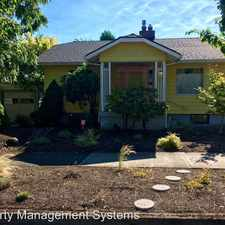 Rental info for 6818 N Concord Ave in the Arbor Lodge area