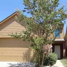 Rental info for Sec 8. Must have 3 Bedroom voucher. Newer House 3 bed, 2.5 Bath, Granite in kithchen and bath, 2 car garage with opener. Master down, 2 rooms upstairs.Granite counter tops. close to bus line . located in Pleasant Grove. Call Bob 214-228-8405