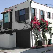Rental info for 1107 Balboa Avenue #Upstairs in the Balboa Island area