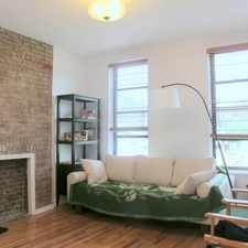 Rental info for W 20th St in the New York area