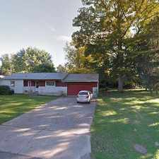 Rental info for Single Family Home Home in Wabash for For Sale By Owner