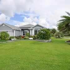 Rental info for Single Family Home Home in The villages for For Sale By Owner