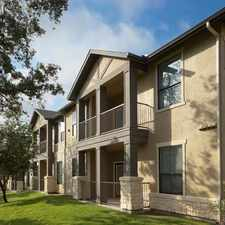 Rental info for Slate Creek at Westover Hills in the San Antonio area