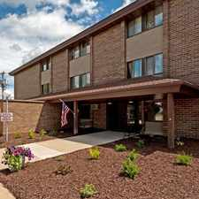 Rental info for 1 bedroom Apartment in Two Rivers. Pet OK!