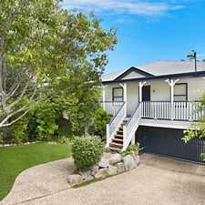 Rental info for Charming & Spacious High Side Queenslander in the Sherwood area