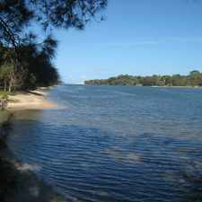 Rental info for On Currimundi Lake in the Wurtulla area