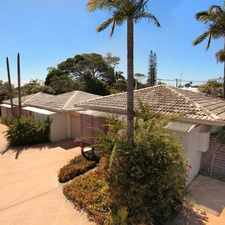 Rental info for Prime Location at a Perfect Price.. in the Alexandra Headland area