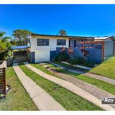 Rental info for Frenchville Family Home in the Rockhampton area