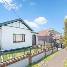 Rental info for Fully Renovated Pet Friendly Home in the Earlwood area