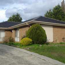 Rental info for GREAT FAMILY HOME IN A GREAT LOCATION!