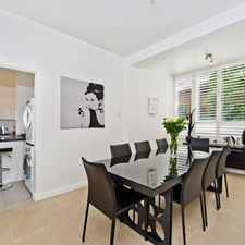 Rental info for SECLUDED & PRIVATE TWO BEDROOM APARTMENT in the Sydney area