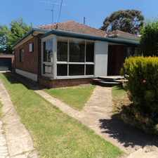 Rental info for NEAT & TIDY in the Goulburn area